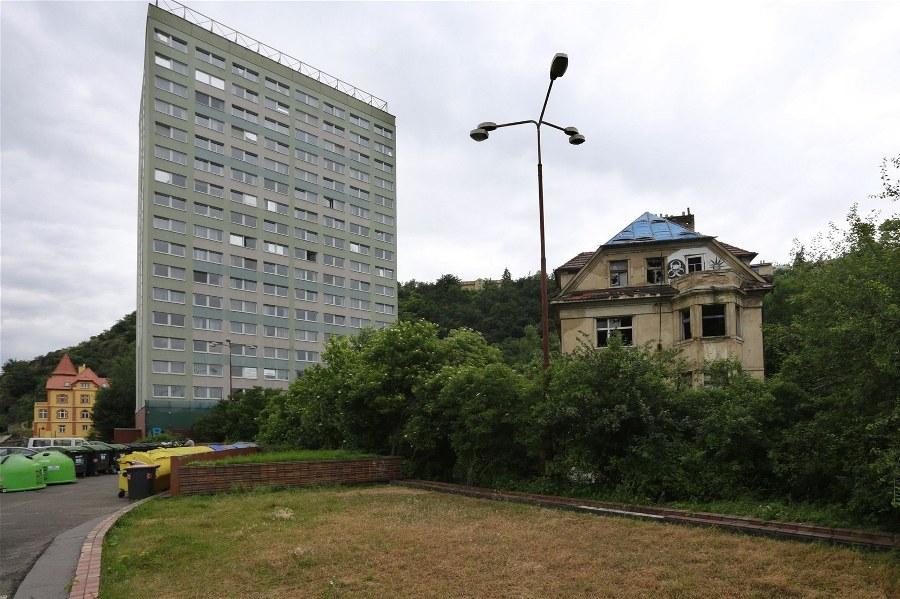 Сквот Милада: заброшенное пристанище художников