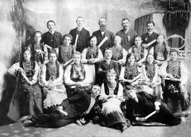"""Красота """"дрогобычских вышиванок"""": Великолепная подборка старых фото из архива"""