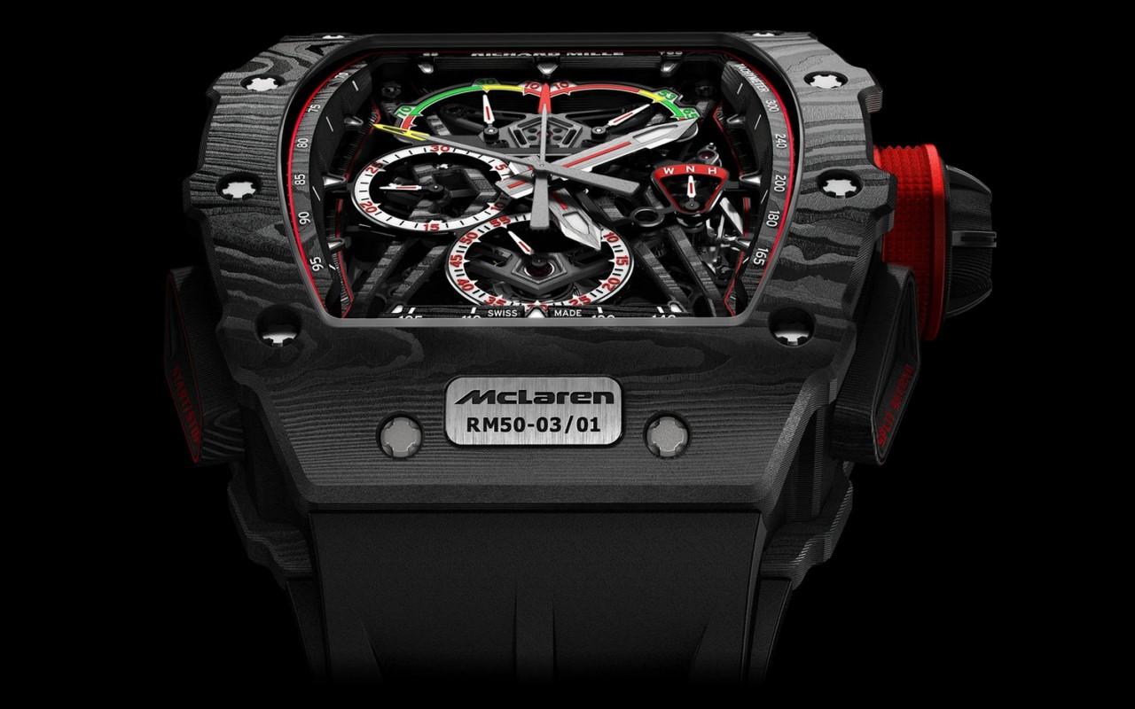 Самые легкие в мире механические часы
