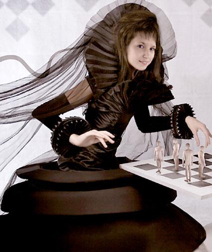 Международный день шахмат. Интересная игра