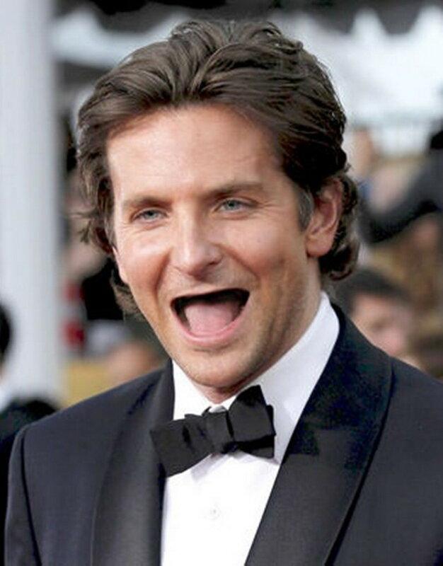 Знаменитости без зубов! Часть 2, Мужчины – актеры, музыканты и другие звезды