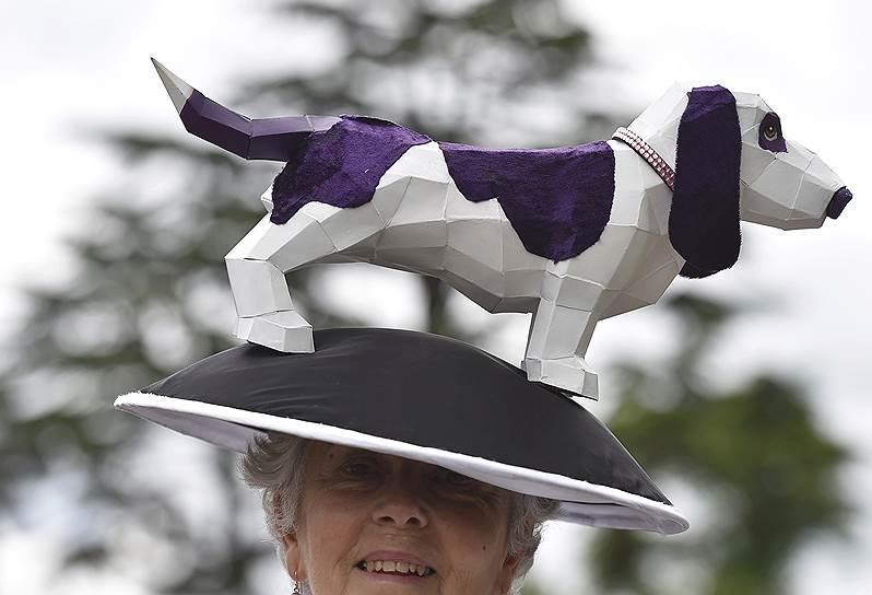 «День леди»: парад шляпок на скачках Royal Ascot 2016 0 165a1e 14fc6573 orig