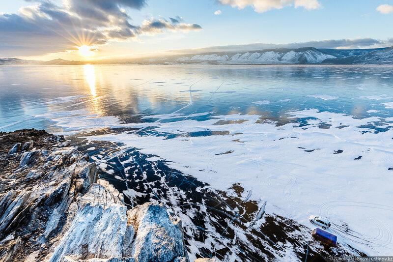 Фототур на зимний Байкал
