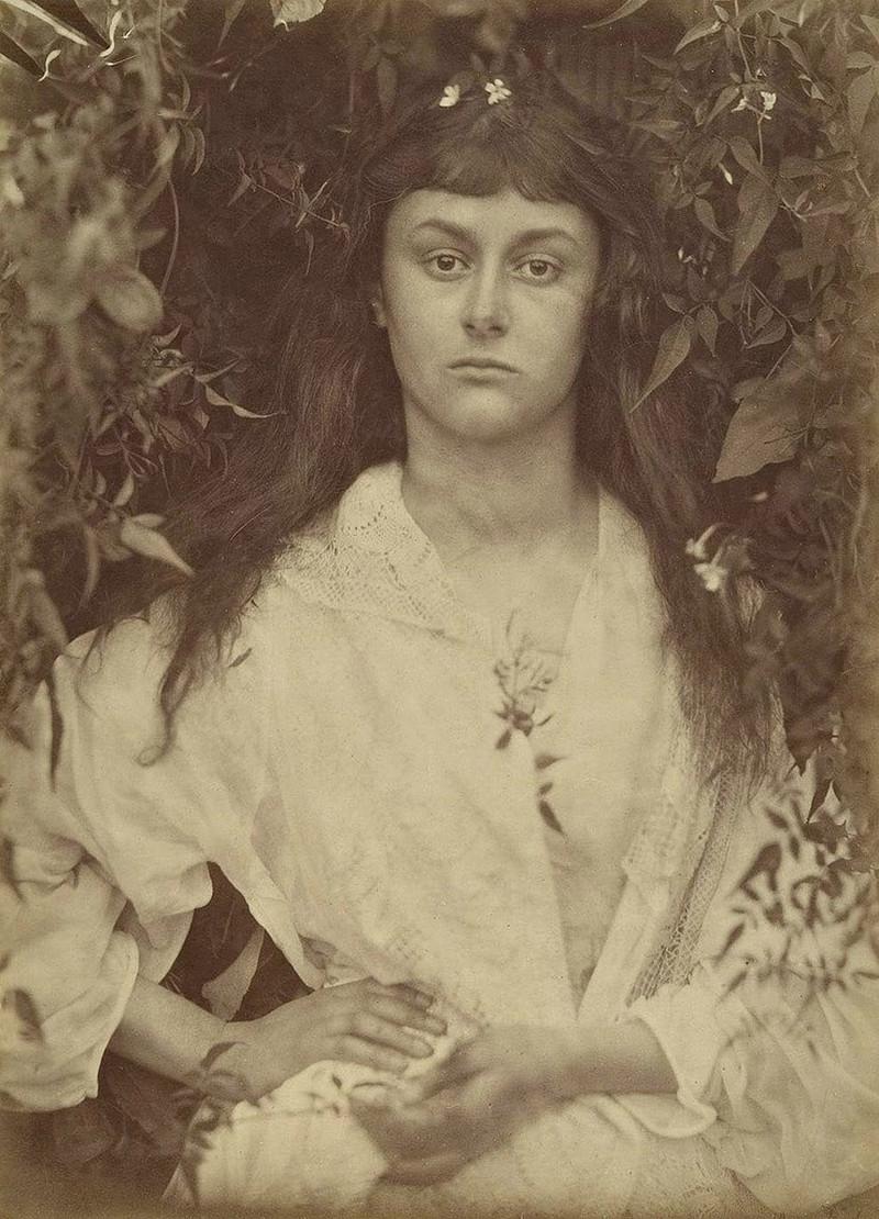 Джулия Маргарет Камерон – английский фотограф викторианской эпохи