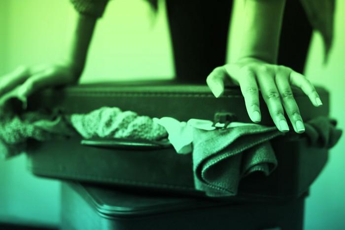 Уделите 20 минут списку вещей и составьте его так, чтобы вся одежда хорошо сочеталась между собой. Э