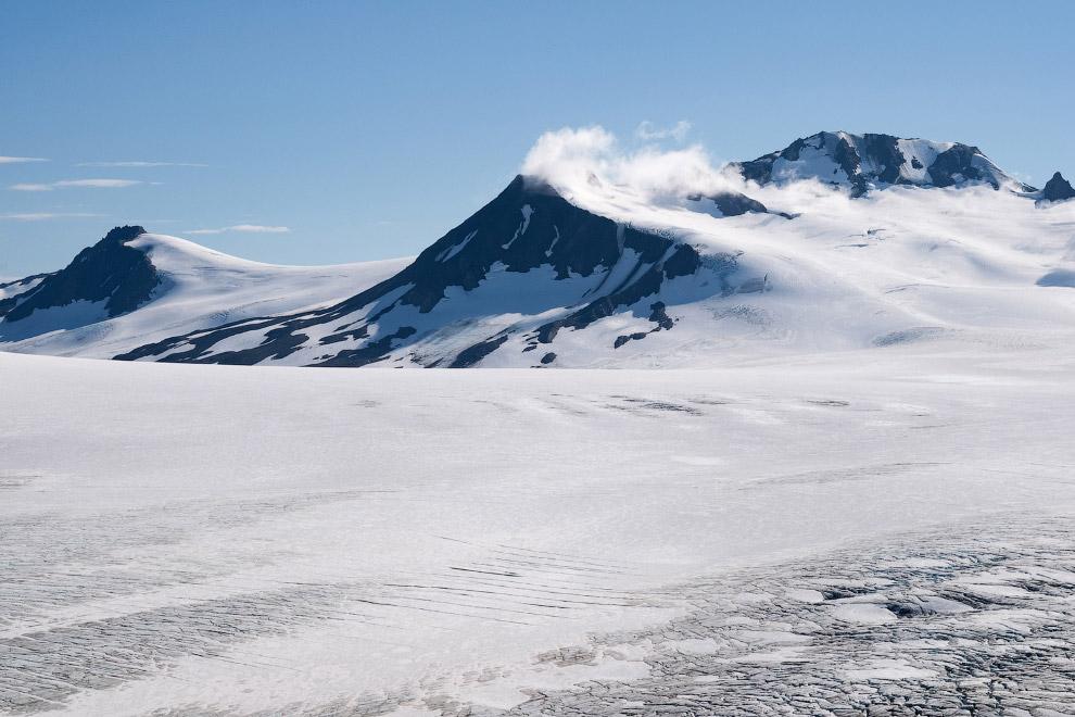 11. Ледник Матануска. (Фото Mark Meyer):