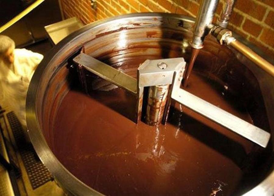18. Первый шоколад, изготовленный в фабричных условиях, был произведен в Барселоне в 1780 году.