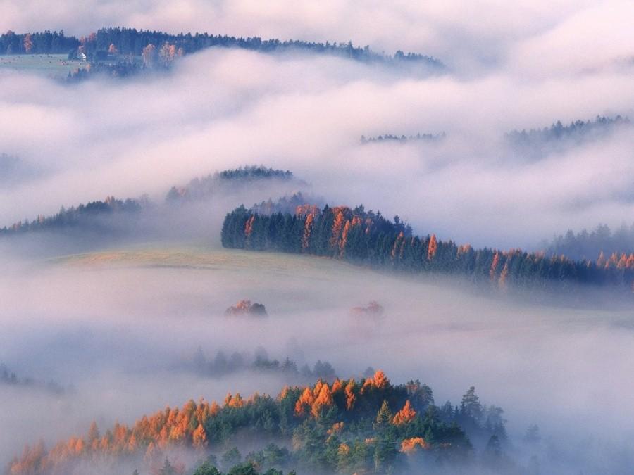 3. Осень в Богемии.