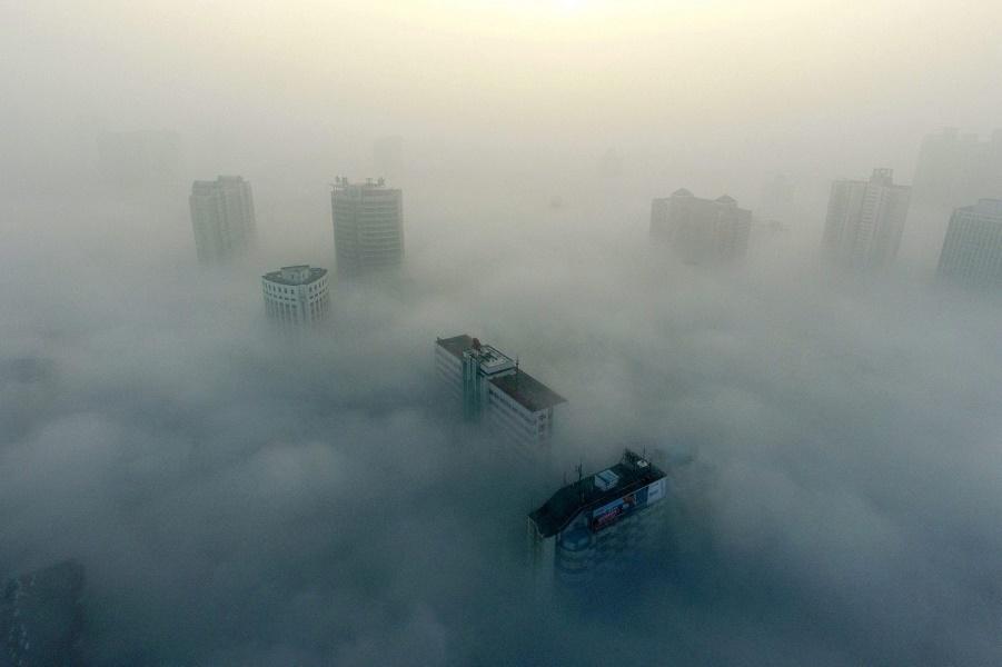 Апокалипсис начнется с Китая