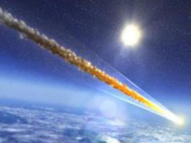 NASA прервало трансляцию вхождения НЛО ватмосферу Земли