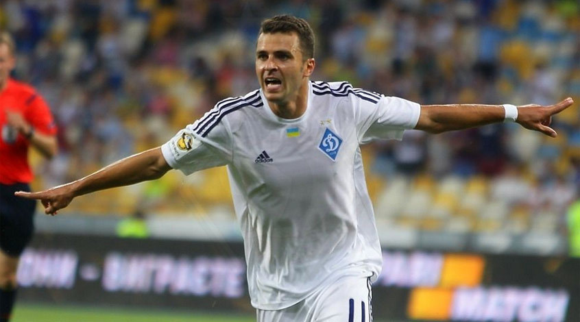 Киевское «Динамо», благодаря голу Мораеса, обыграло «Днепр»