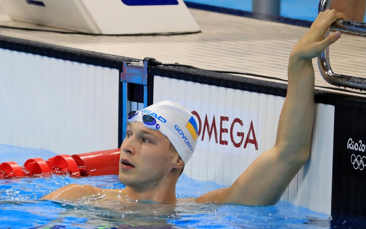В российской столице наэтапе Кубка мира украинская пловчиха завоевала два «золота»