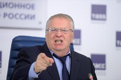 Жириновский выступил вподдержку абортов
