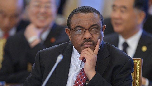 ВЭфиопии объявили чрезвычайное положение