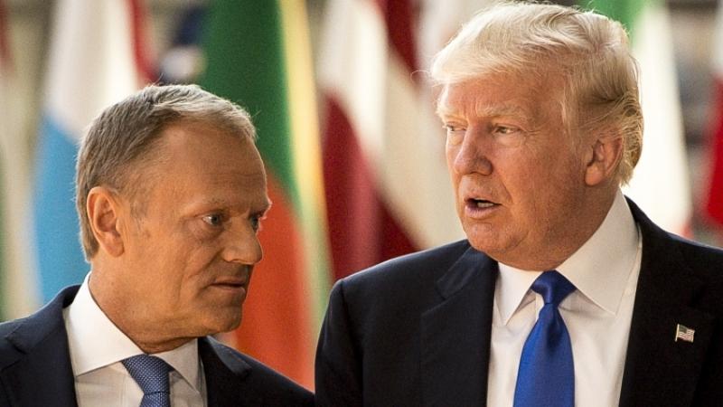 Дональд Трамп навстрече слидерамиЕС: «Немцы очень-очень плохие»