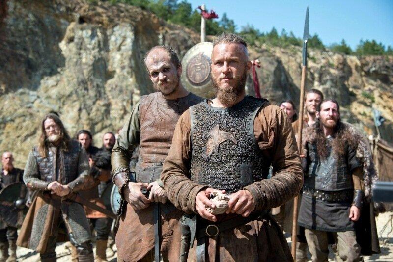 Варяги (історична назва скандинавів)