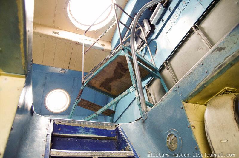 Ан-22 в музее Speyer