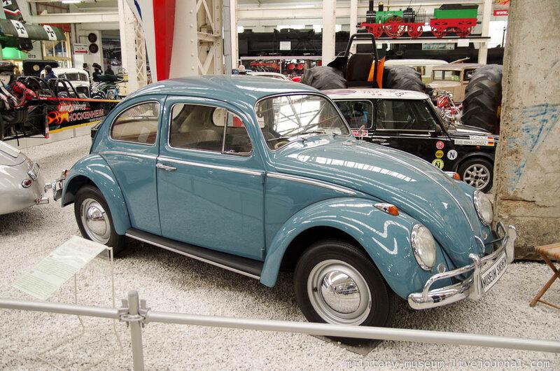 Volkswagen Жук (1200)