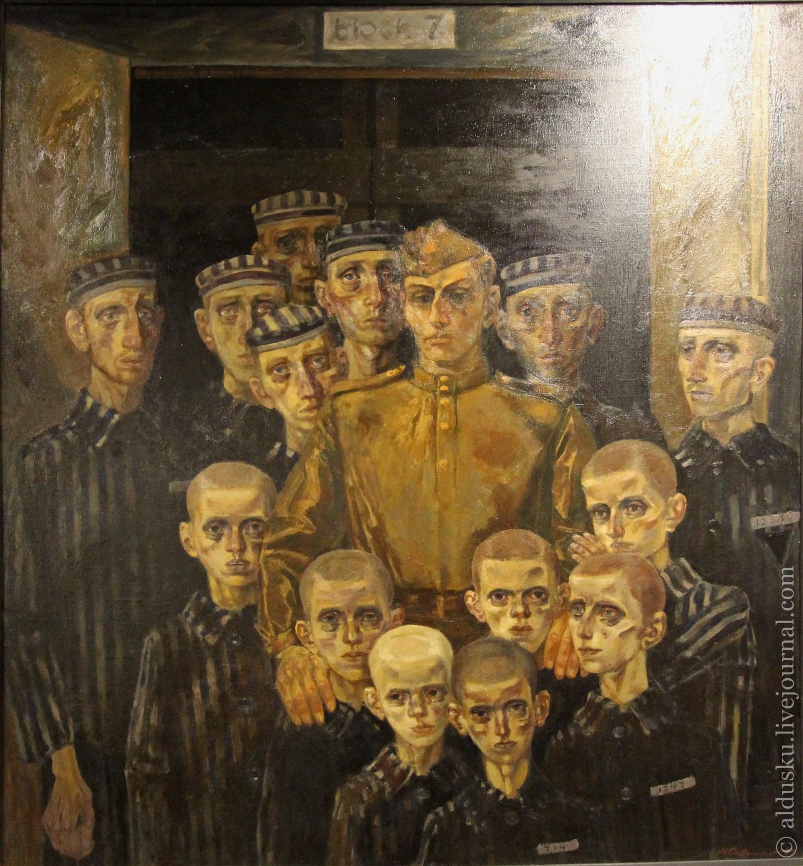 ЭТИ ВЫЖИЛИ (1987)