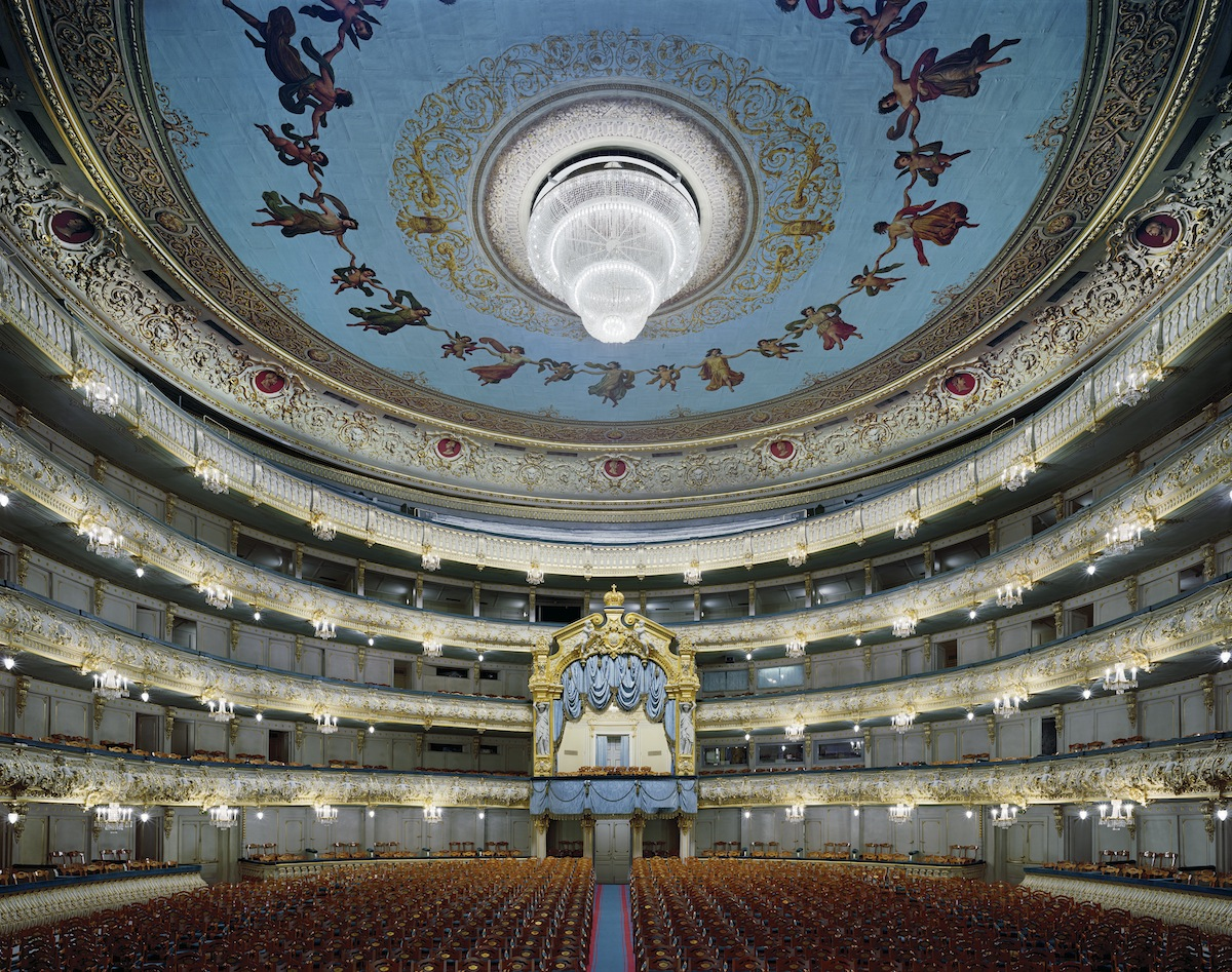 Mariinsky Theater ST. PETERSBURG, RUSSIA, 2009