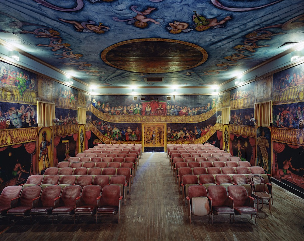 Amargosa Opera House, DEATH VALLEY JUNCTION, CALIFORNIA, 2009