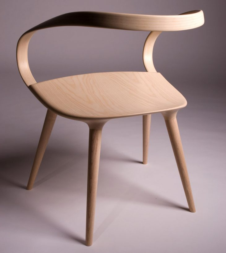 The Velo Chair by Jan Waterston