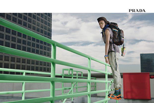 Jude Law, Saskia de Brauw, Kiki Willems + More for Prada SS17 Ads