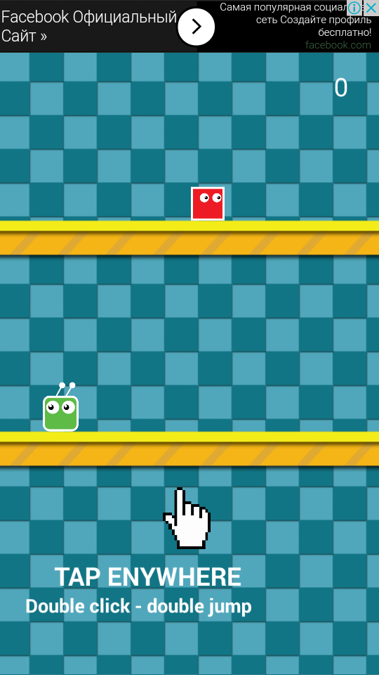 Crazy jump - HTML5 game | Construct 2 (.capx) - 6