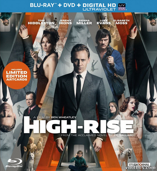 Высотка / High-Rise (2015/BDRip/HDRip)
