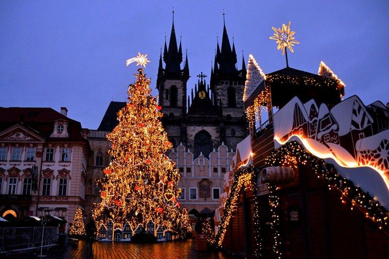 В сказочной Праге