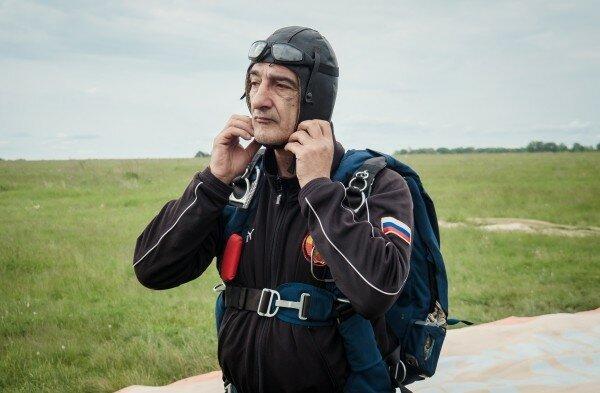 сербы в России, Воронеж, аэроклуб