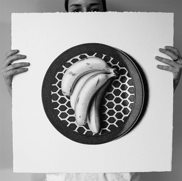 50 shades of food - The hyper-realistic illustrations of CJ Hendry