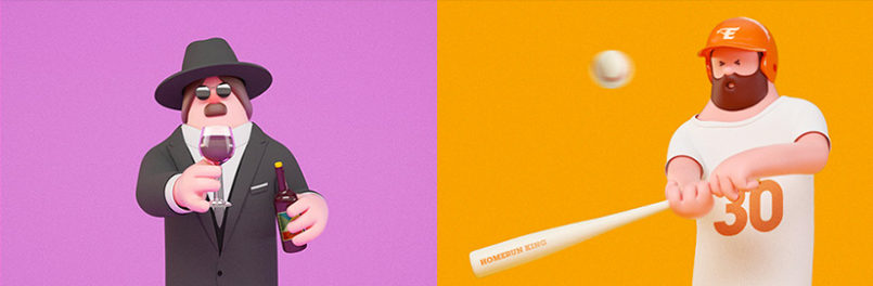 Hanwha Life Campaign by Superfiction