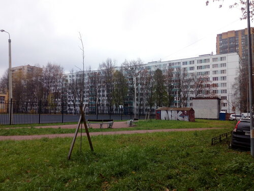 ул. Дыбенко 15к1