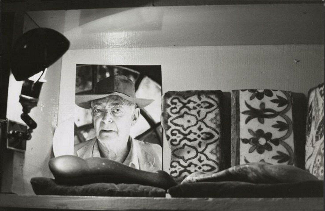 1980. В квартире Брассая