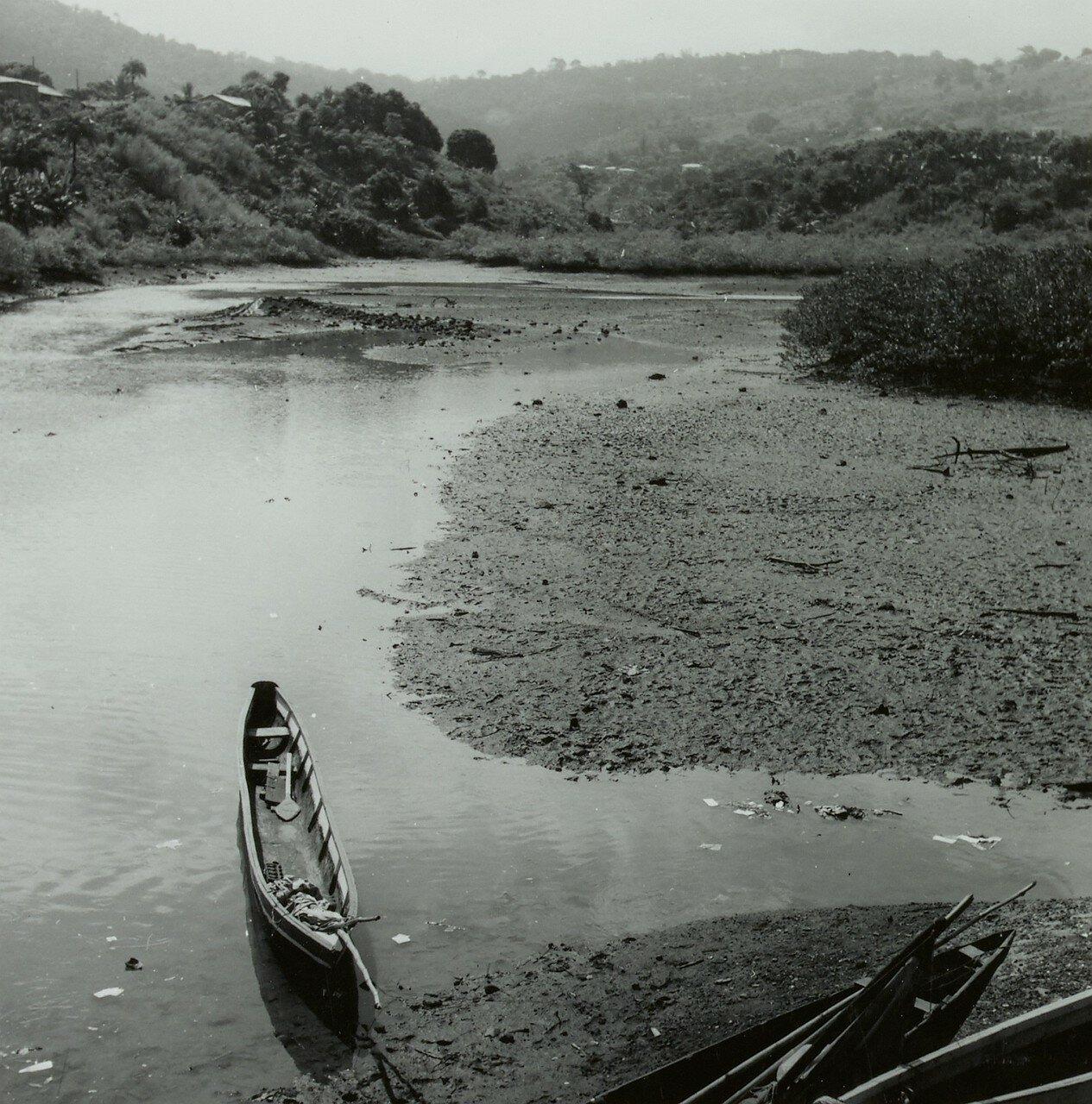 Устье реки Сели