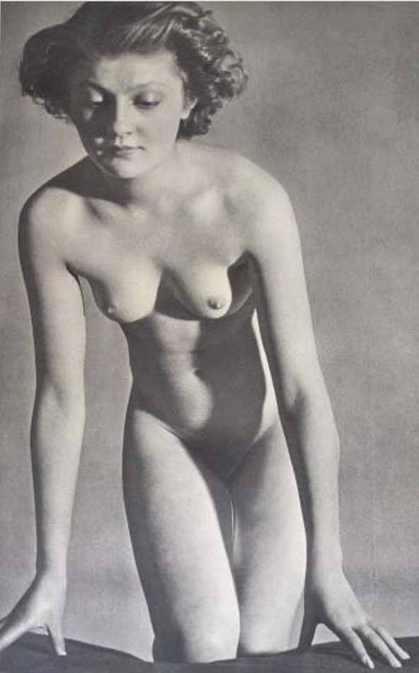 1936. Обнаженная