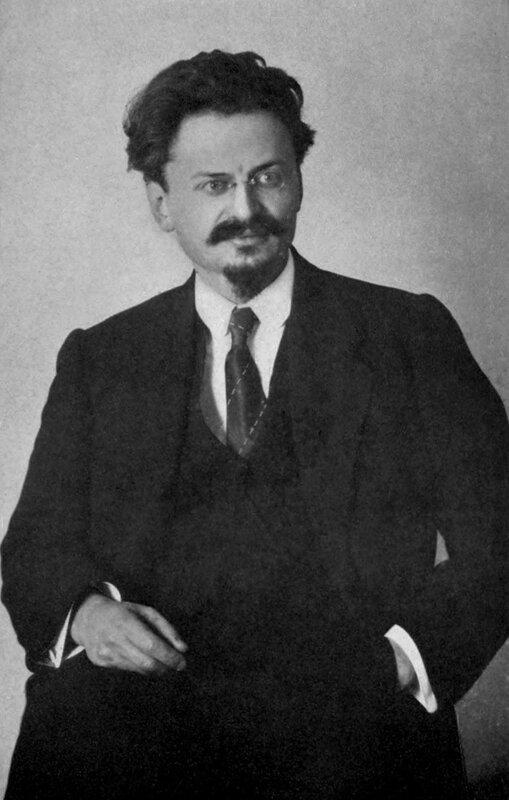 Лев Троцкий, троцкизм, диктатура пролетариата