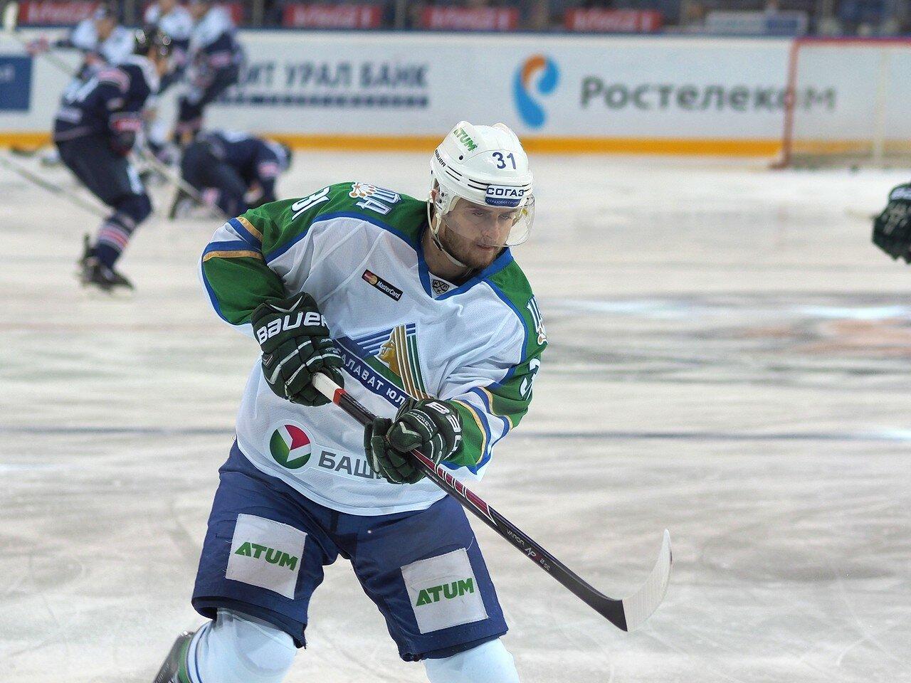 18Плей-офф 2016 Восток Финал Металлург - Салават Юлаев 23.03.2016