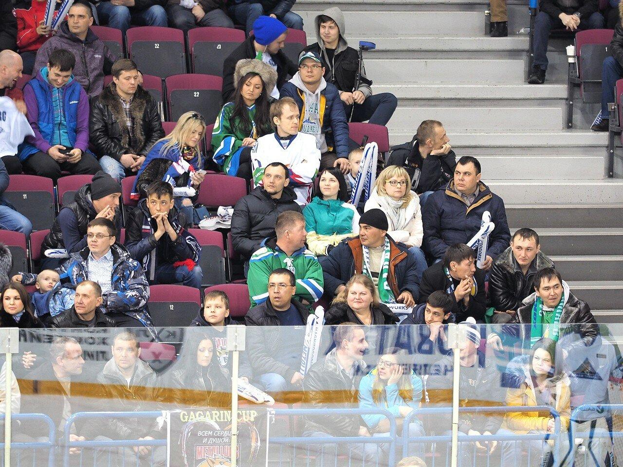 141Плей-офф 2016 Восток Финал Металлург - Салават Юлаев 23.03.2016