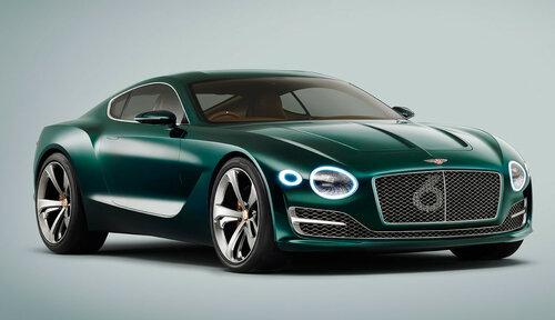 Bentley установил рекорд скорости на тающем Байкале