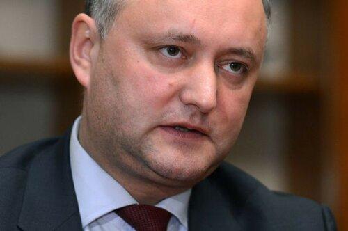 Додон: в парламенте все меньше настоящей оппозиции