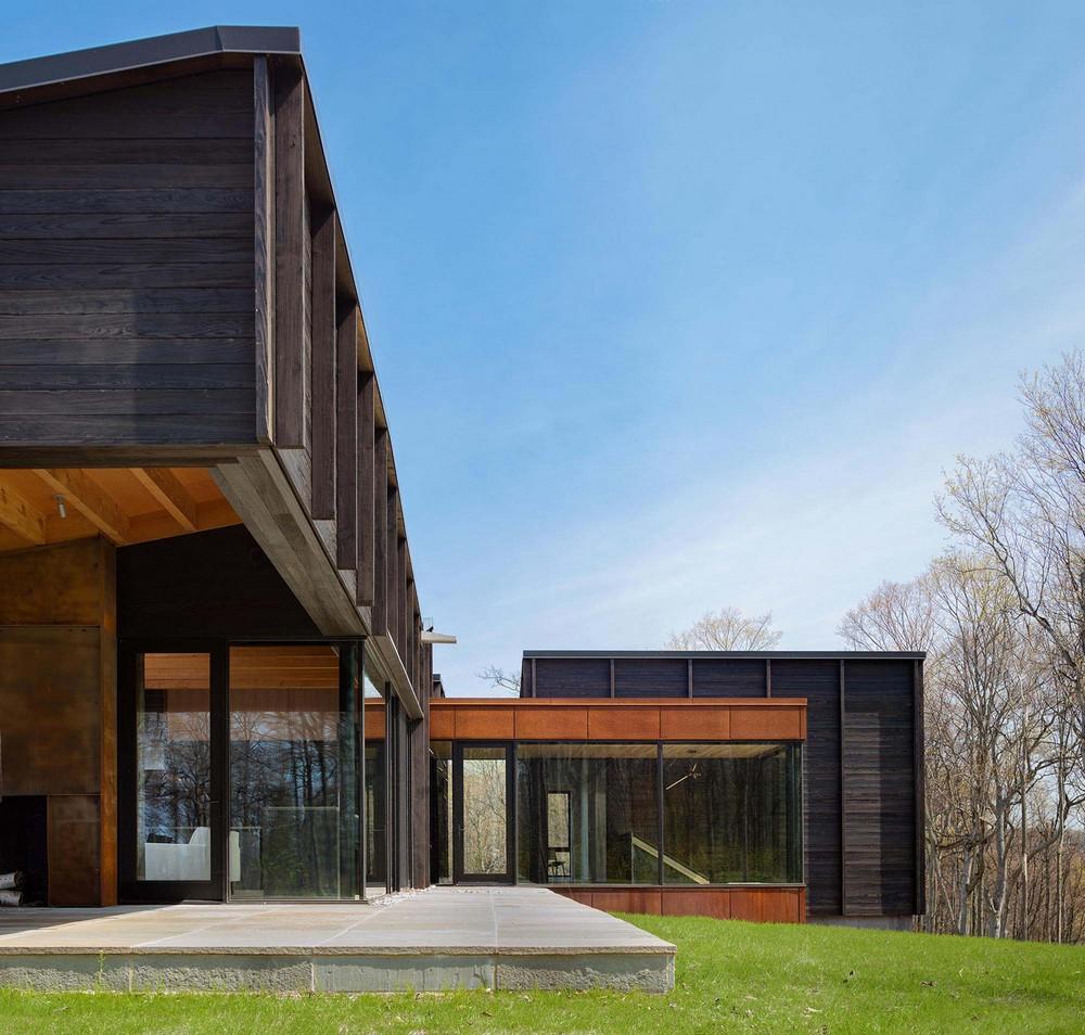 Дом у озера Мичиган в США