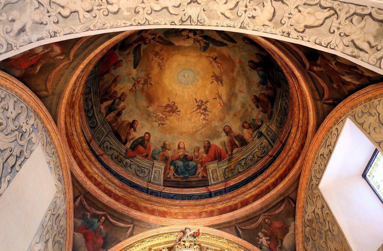 Нерха. Церковь Печали (Ermita de Nuestra Señora de las Angustias)
