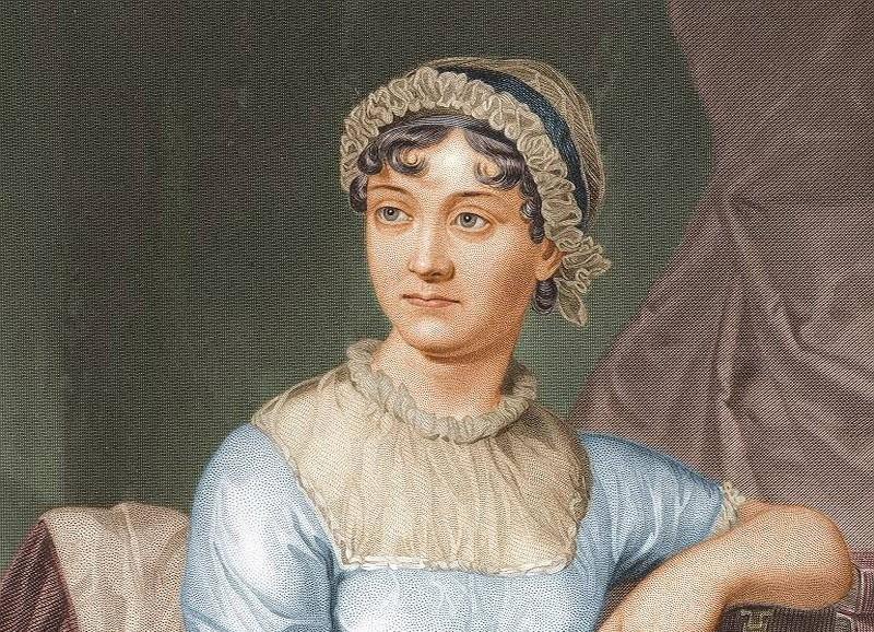 8. Джейн Остин (1775–1817), автор романов «Гордость и предубеждение», «Чувство и чувствительность»,