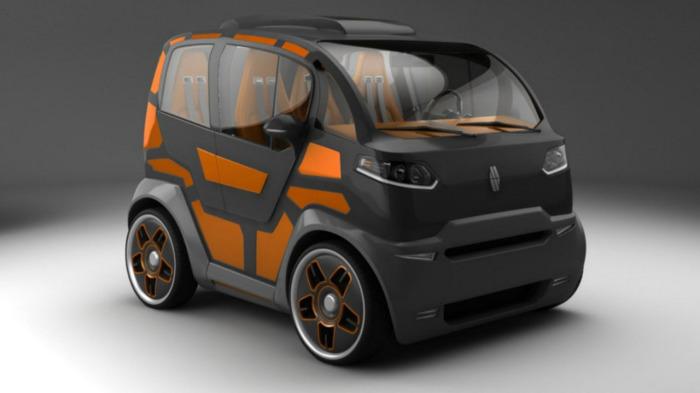 Российские дизайнеры сломали «классический» взгляд на городские автомобили