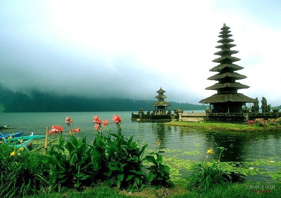 7. Индонезия. Бали За перелет в обе стороны придется заплатить от 43 тысяч рублей, а проживание в ме