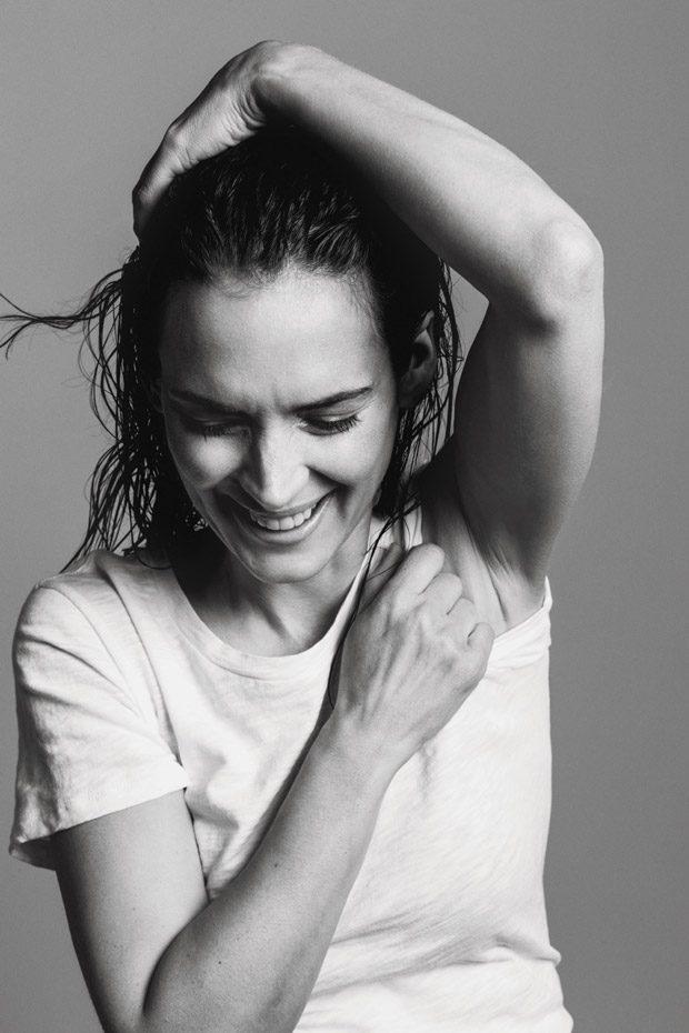 Вайнона Райдер в New York Magazine
