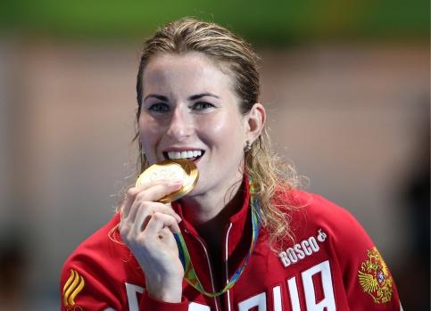 Олимпийская чемпионка поделится секретами успеха с юными спортсменами