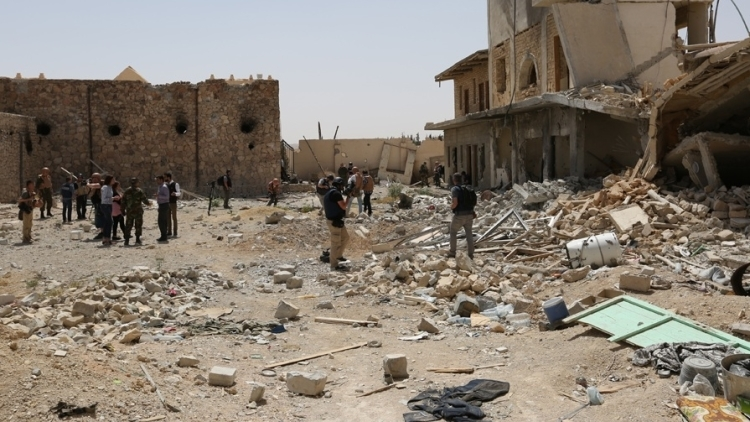 Армия Башара Асада взяла под контроль Алеппо